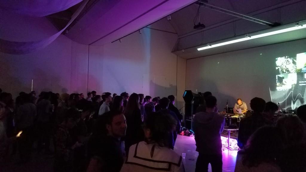 AlgoMech/AlgoRave event.