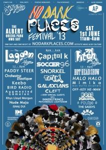 No Dark Places festival