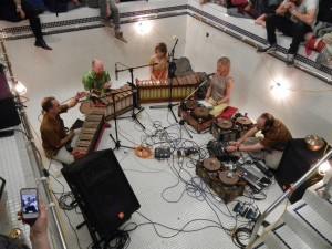 Augmented Gamelan at the No Dark Places festival, June 2013