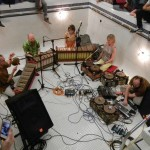 Augmented gamelan group